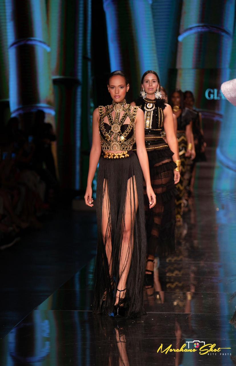Mayra Delgado: Modelo dominicana conquista el Miami Fashion