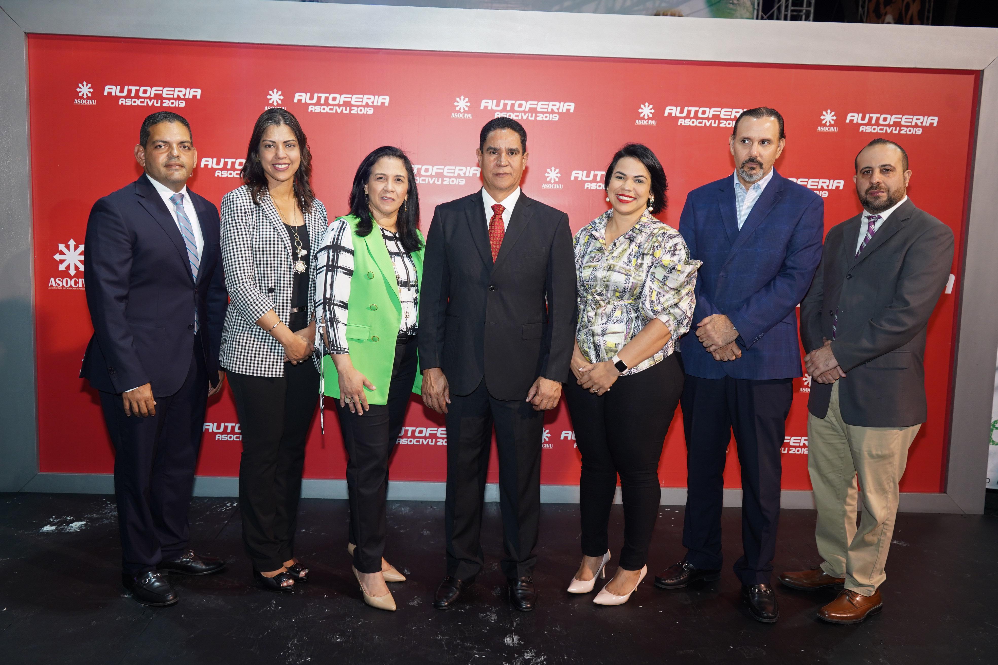 Inicia la Autoferia más grande de República Dominicana