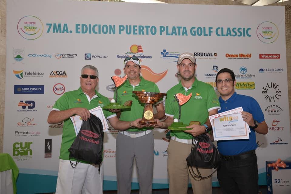 Yamil Rodríguez y Jorge Medina ganan la séptima Copa Sonríe del POP