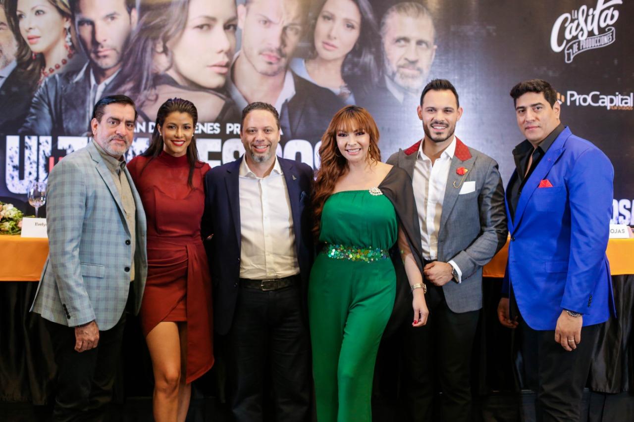 La Última Esposa La primera telenovela dominicana