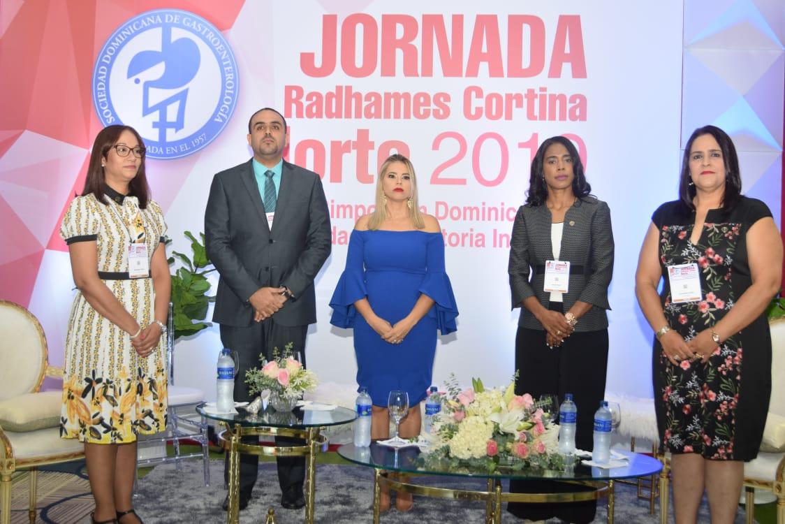 Celebran en Santiago XXXIII Jornada Radhamés Cortina–Norte