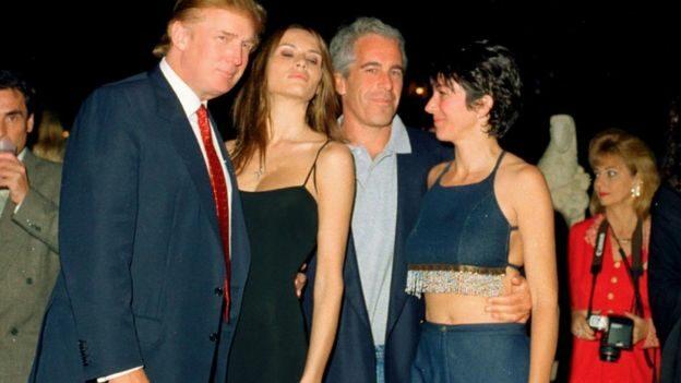 Jeffrey Epstein, el multimillonario amigo de Donald Trump