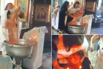 cropped Suspenden sacerdote ruso que agitó violentamente a un niño