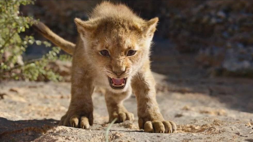 El rey león entre la más taquillera de la historia