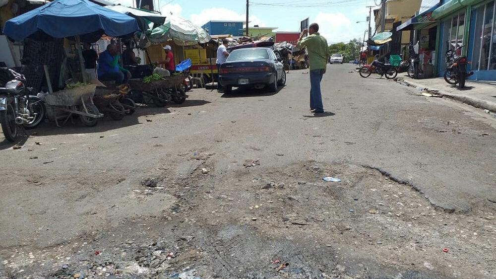 No fue aprobado Traslado de mercado en Puerto Plata