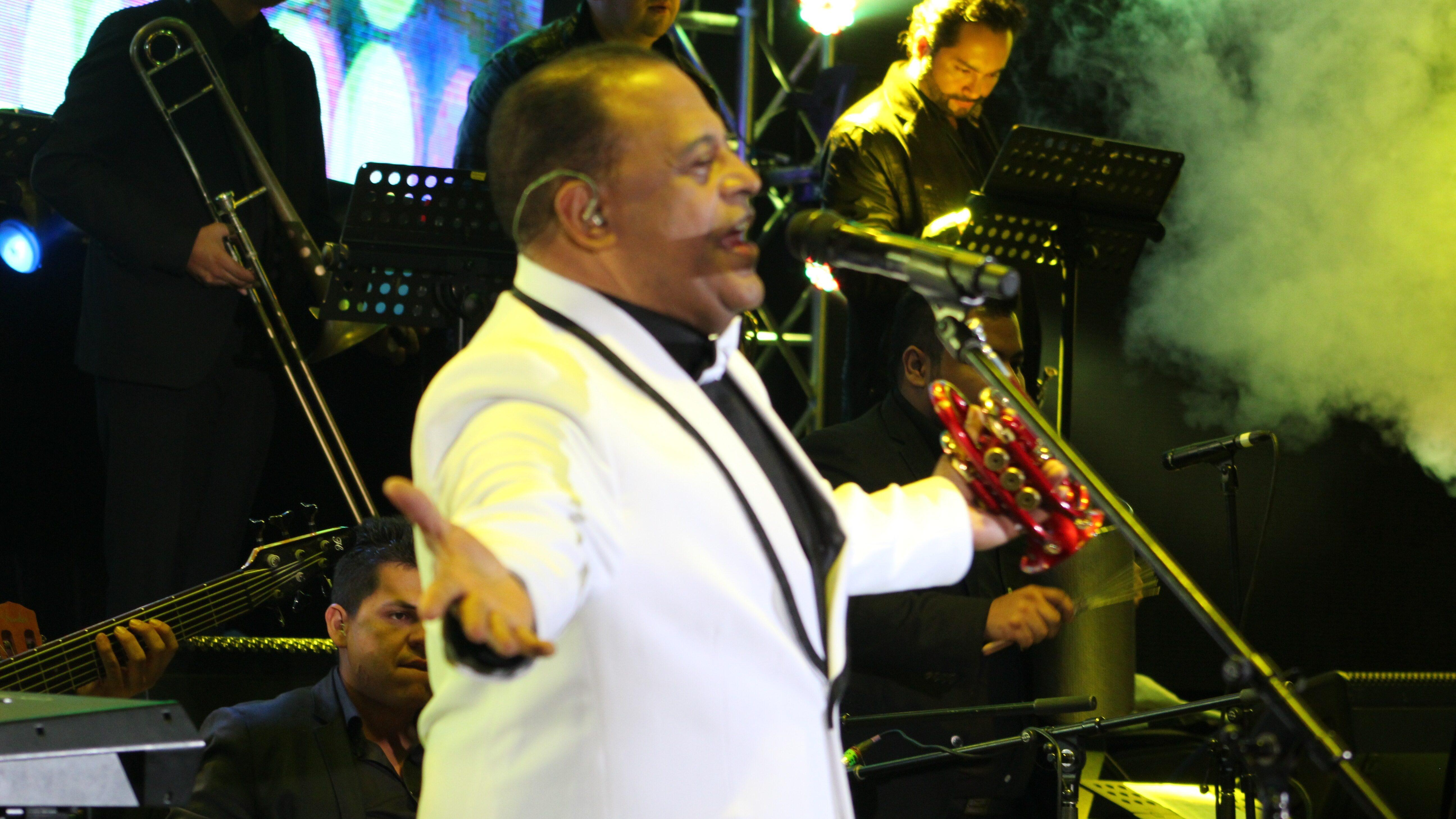 Puertoplateño Wilfrido Vargas con gran logros en Colombia
