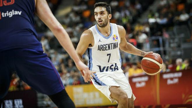 Argentina en semi-finales del Mundial de Baloncesto.