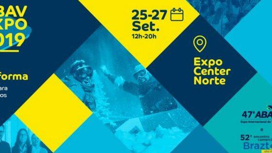 RD en ABAV Expo Internacional 2019, Brasil