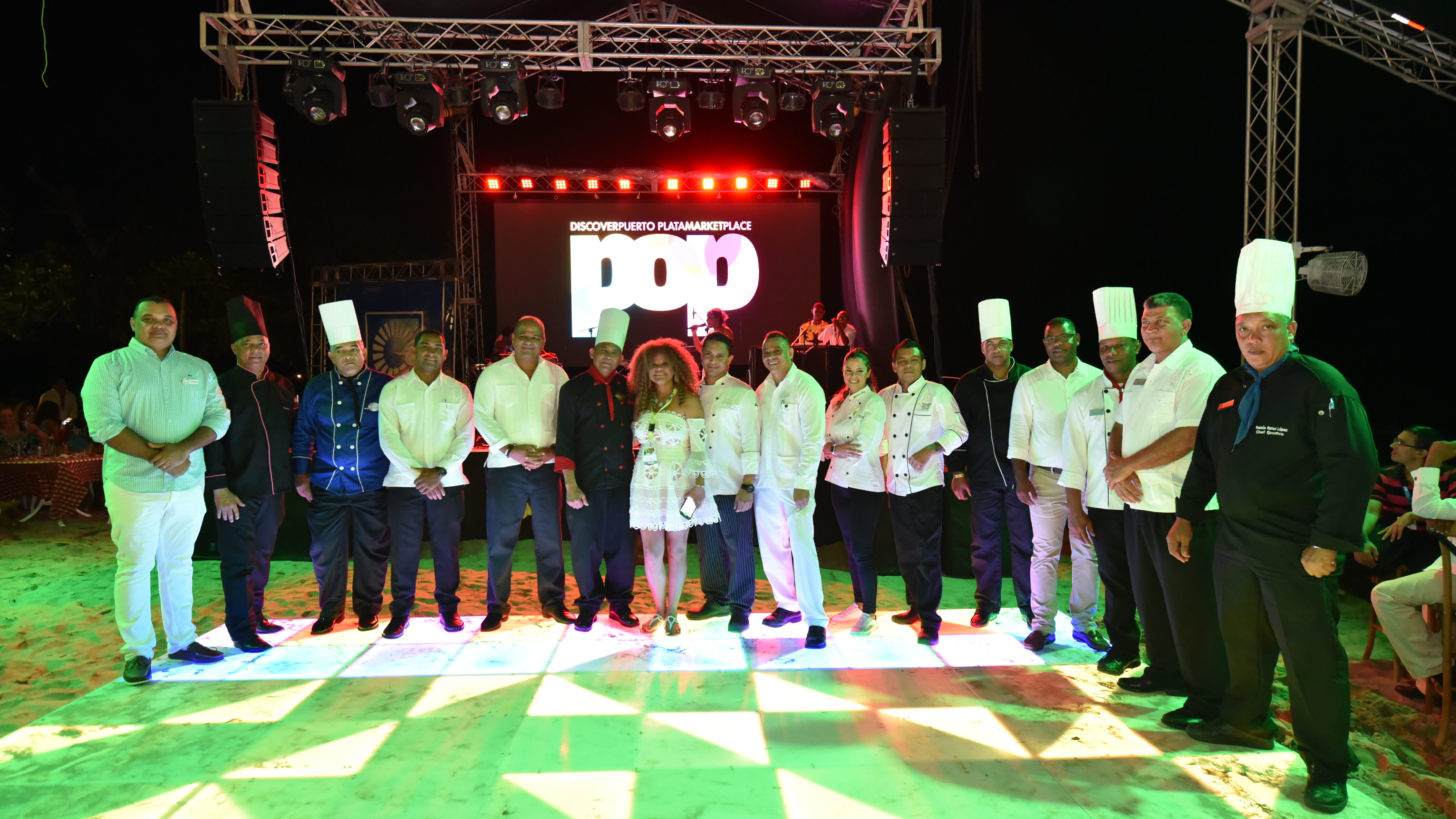 Festival Gastronómico Saborea Puerto Plata.