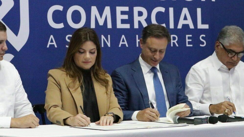 Asonahores, MITUR y PGR firman acuerdo Turístico.