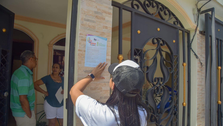 MITUR realiza amplio operativo en Puerto Plata