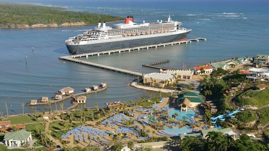 RD recibe esta semana 4 buques de cruceros
