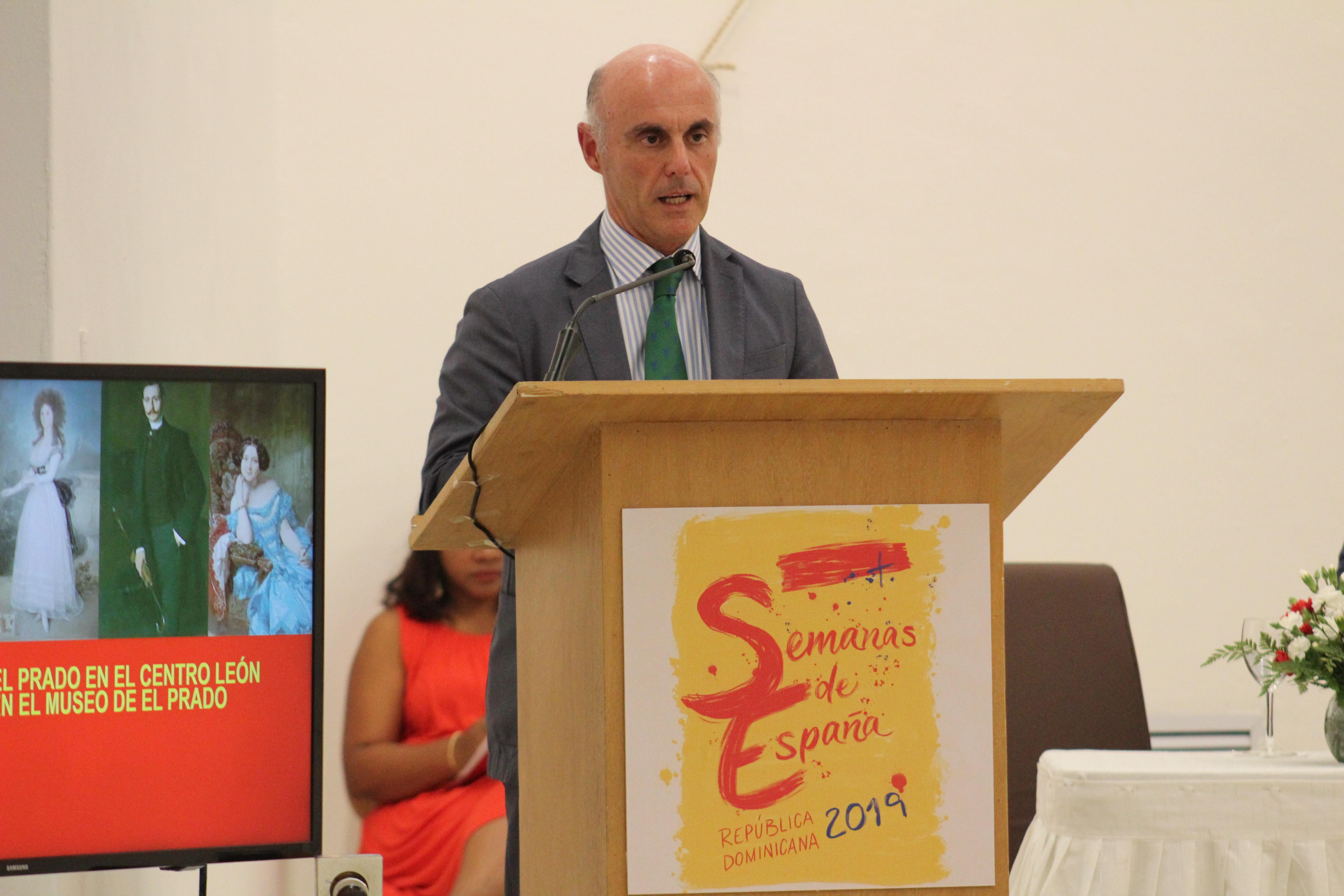 Semanas de España ofrecerá un variado programa cultural