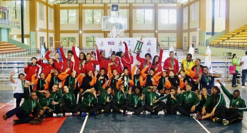 campeón de los Juegos Deportivos Nacionales Escolares 2019