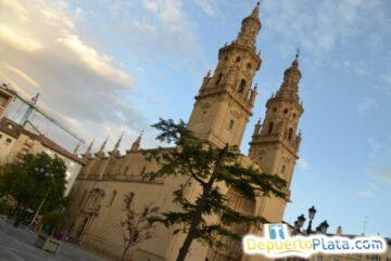 La catedral de Santa María la Redonda