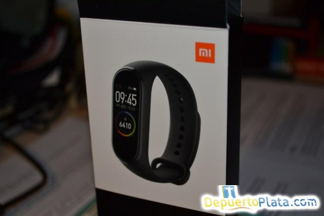 Pulsera Xiaomi Mi Band 4, precio y calidad