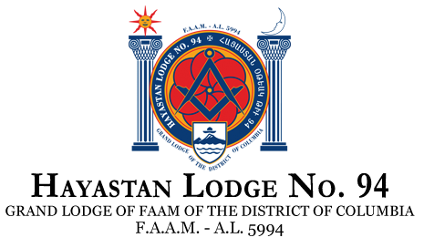 Hayastan Lodge 94 Logo