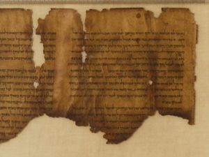 Dead Sea Scrolls Overview
