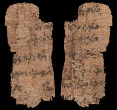 How I Found a Fourth-Century B.C. Papyrus Scroll on My First Time Out! Hanan Eshel, BAR 15:05, Sep-Oct 1989.