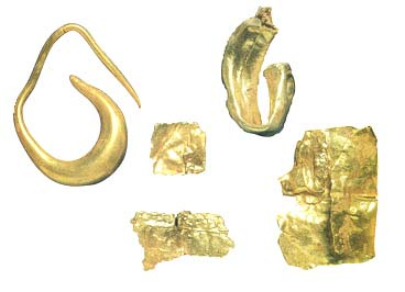 """Patrician House"" Jewelry, 1200-1000 BCE"