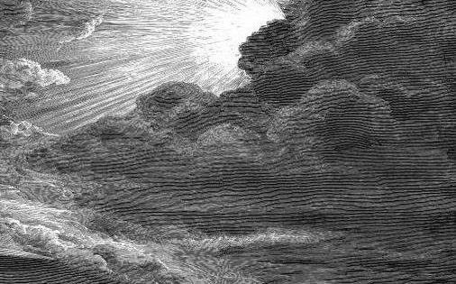 Creation of Light, Gustave Doré (1832–1883).