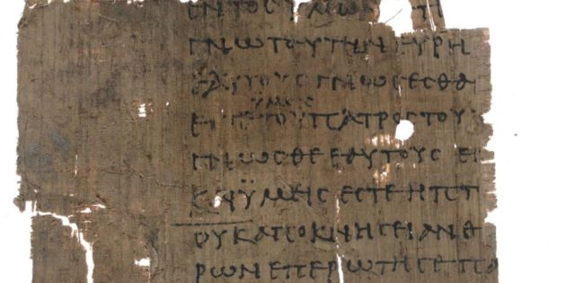 Gospel of Thomas, 3rd century