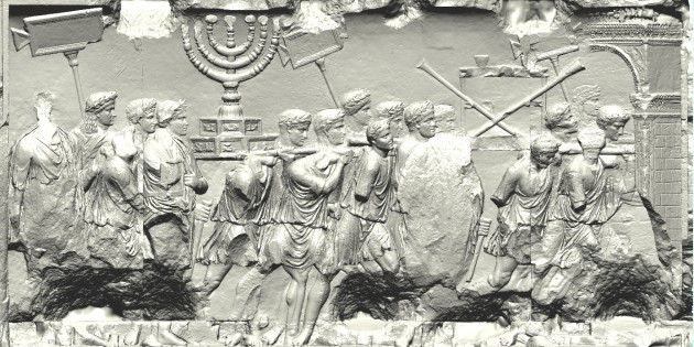 Arch of Titus Procession