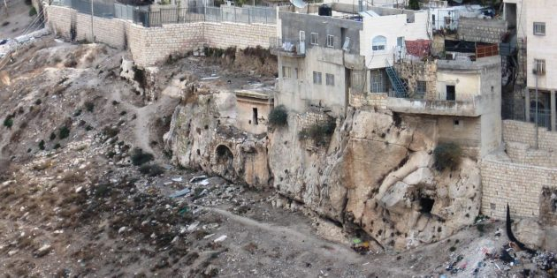 The Graves of the House of David