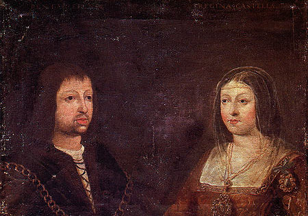King Ferdinand and Queen Isabella
