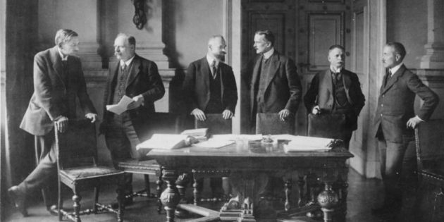 June 28, 1919 Treaty of Versailles and Protection of Minorities