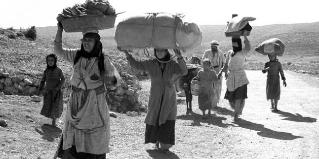 May 4 – 8, 1951 Arab Refugees