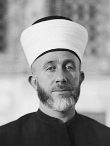 1929 Mufti of Jerusalem Goads the Jews