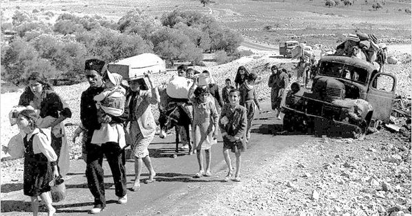 June 20, 1949 Arab Refugees