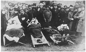 1905 Pogroms in Russia