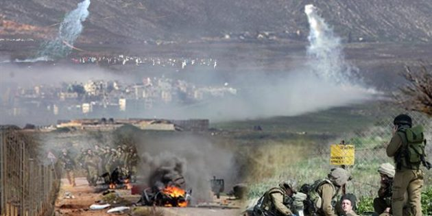 March 3, 2005 Attacks on Northern Israel