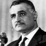 "October 2, 1955 Nasser, attacks Western ""deceit"""
