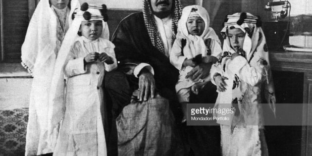 January 9, 1953 King Ibn Saud of Saudi Arabia