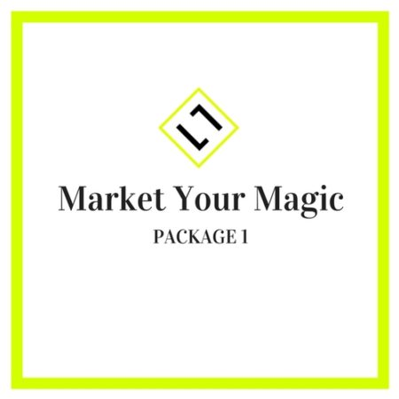 Market Your Magic Package 1