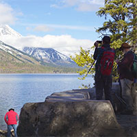 Jenny Lake Project - Transforming the Visitor Experience
