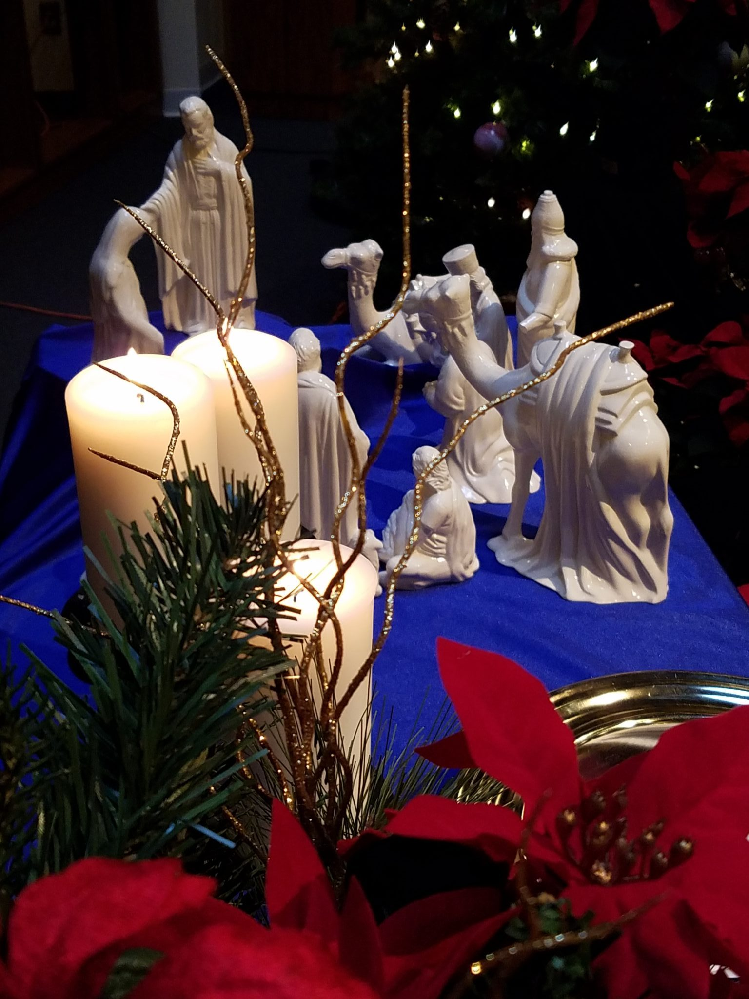 Christmas Services Podcast Live