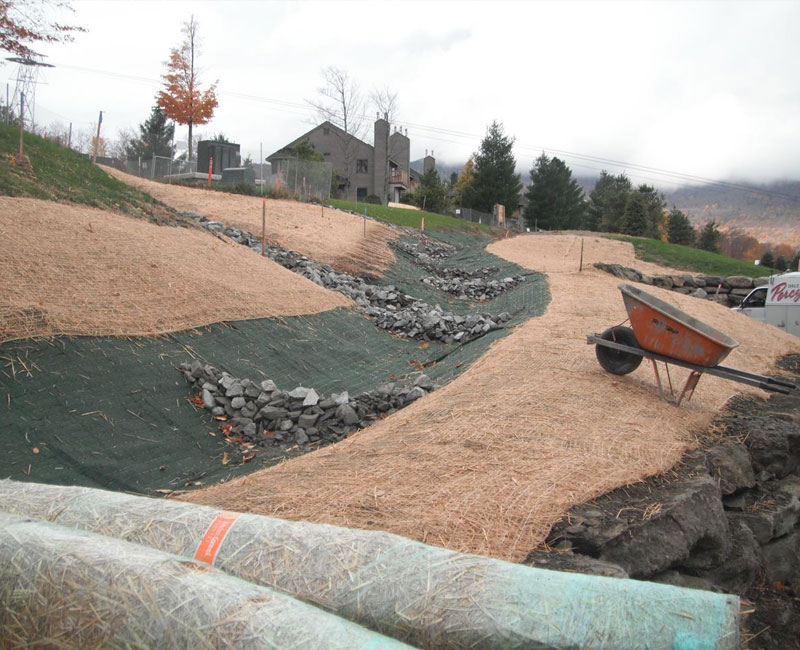 Stormwater & Erosion abatement