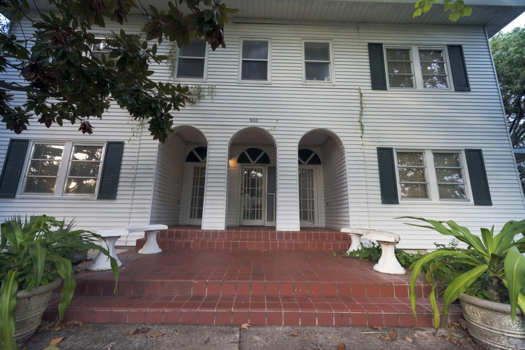 Peabody House Front 2