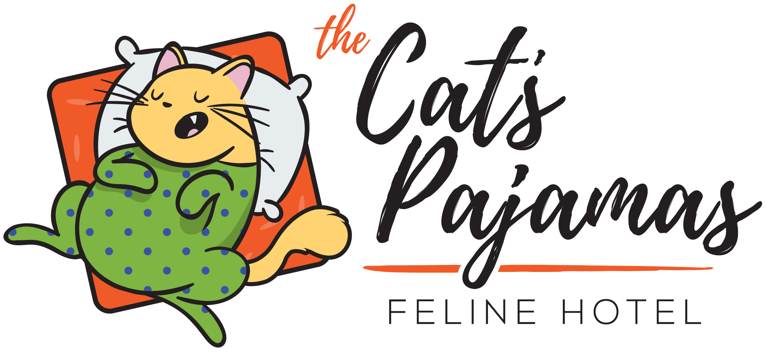 The Cat's Pajamas Feline Hotel – Cat Hotel, Cat Boarding