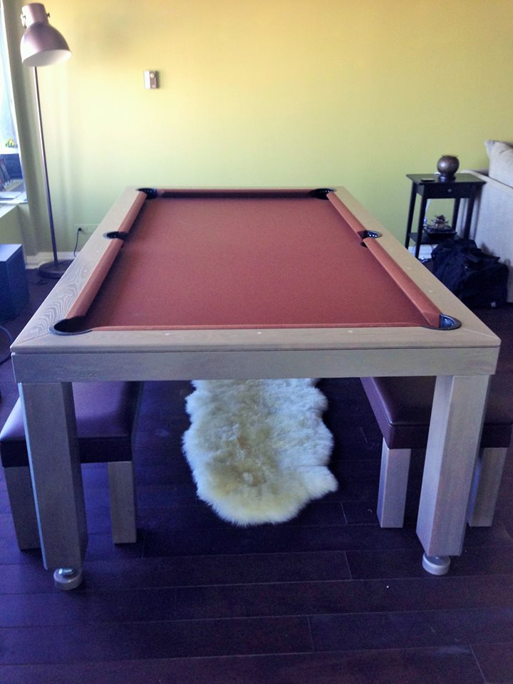 Vision Convertible Table, Chicago, Illinois
