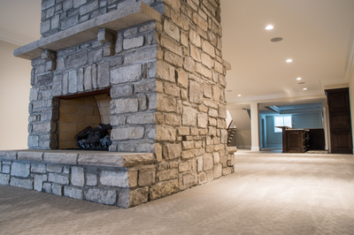 MK Custom Homes - Basements