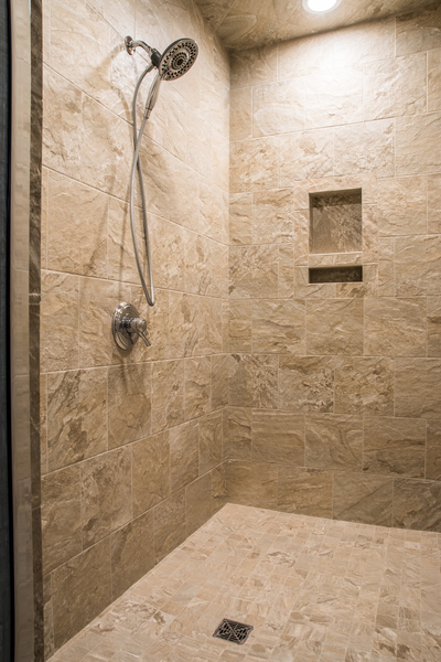 MK Custom Homes - Bathrooms