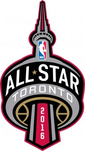 2016 Toronto All-Star Logo PRIMARY