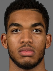 Karl Anthony Towns headshot