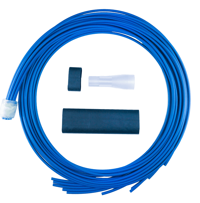 Breakout Kit for 1728 Cable