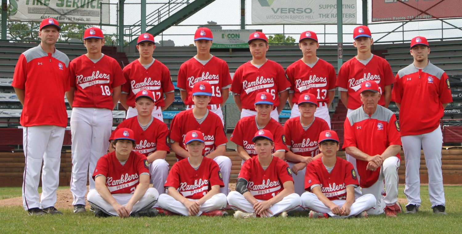 Post 9 Wisconsin Rapids American Legion Baseball
